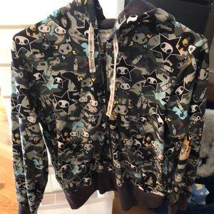 Lucky Brand tokidoki hoodie